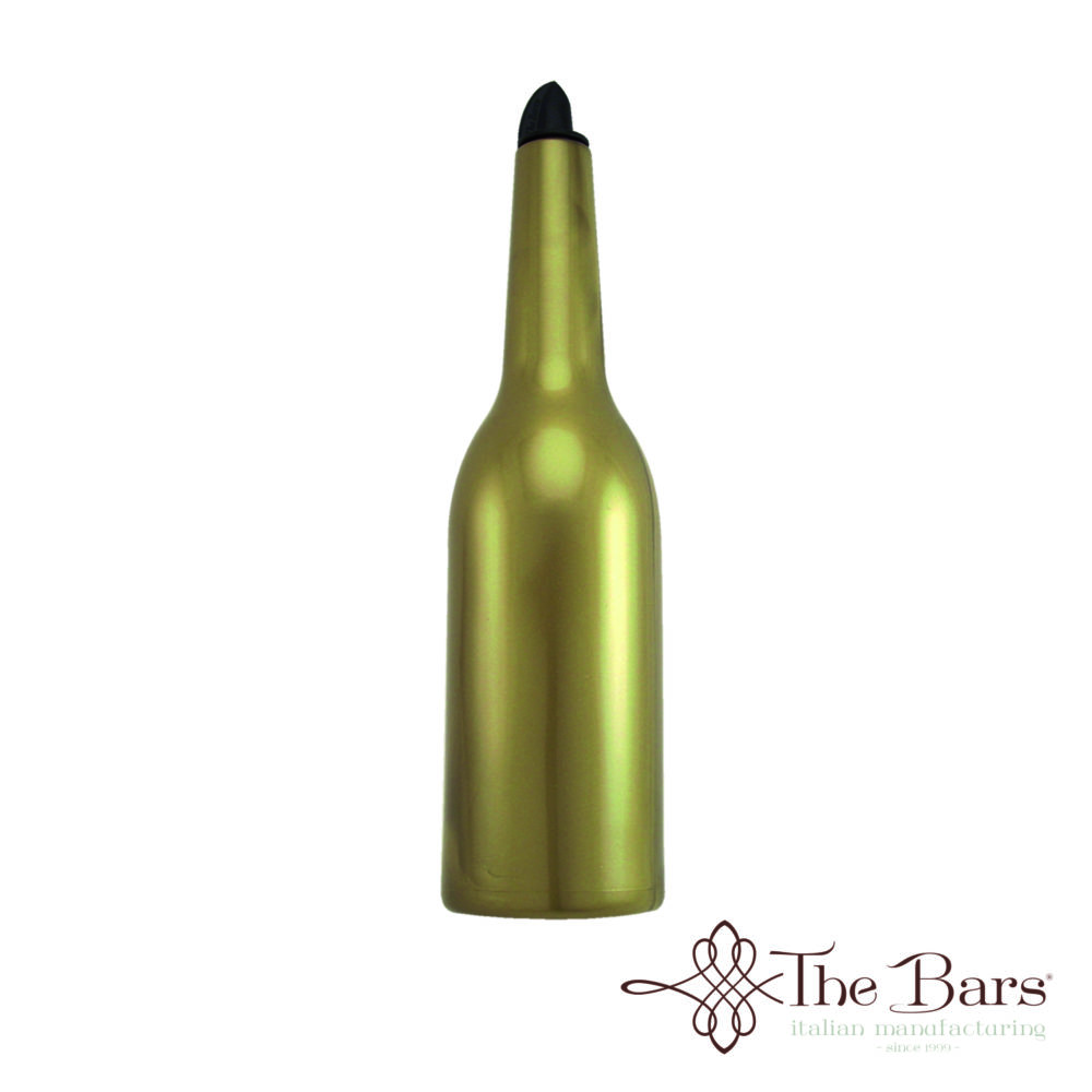 Flair bottle Couleur OR 75cl