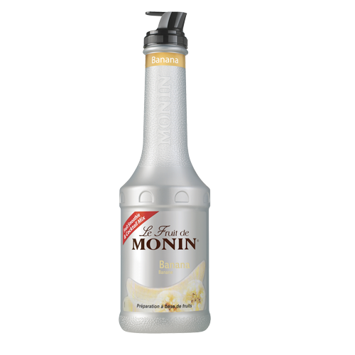 LE FRUIT DE MONIN BANANE