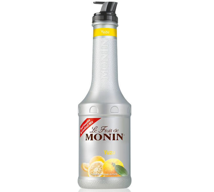 le fruit de monin yuzu 1l