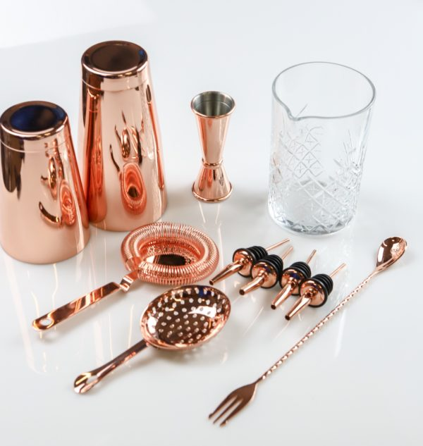Kit copper plated